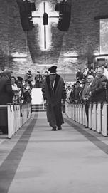 Procession of Dr. James E.K. Hildreth, 12th President of Meharry Medical College